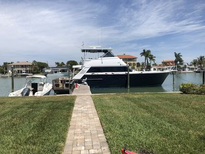 Photo for 61' Yacht Tampa bay Florida