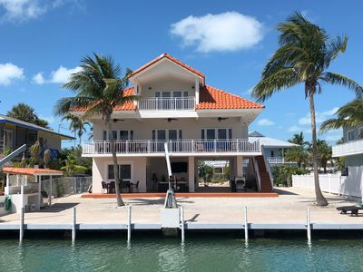 Photo for Seas the Day in this Waterfront Home - MM90 Oceanside