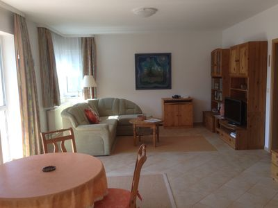 Photo for Apartment seahorses in a quiet location, only 300m from the beach