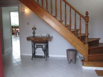 Photo for In Toulouse spacious family home quiet and warm with garden