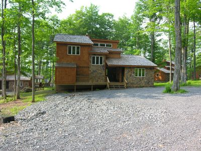 Photo for Beautiful contemporary home right in the middle of hiker heaven!