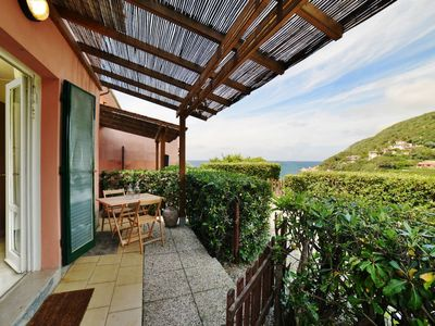 Photo for Apartment Nisporto Mare  in Elba Nisporto, Elba Island - 4 persons, 1 bedroom