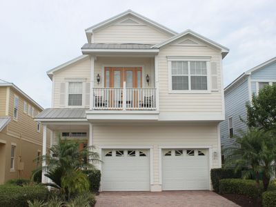 Photo for Real Reunion Home: Screened-In Pool & Lanai, Free Water Park Access, Near Disney