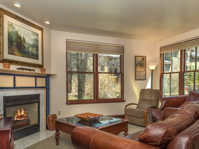 Photo for This perfectly located, 2 bedroom, 2 bathroom condo is a great base camp for adventure year-round.