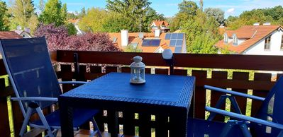 Apartment In A Great Location With A Nice Balcony At The Ammersee Schondorf
