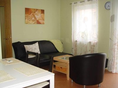 Photo for 1BR Apartment Vacation Rental in Schwarzheide