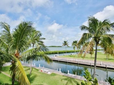 Photo for Tropical Relaxation Retreat - 3 bedroom town home FREE Boat Slip!
