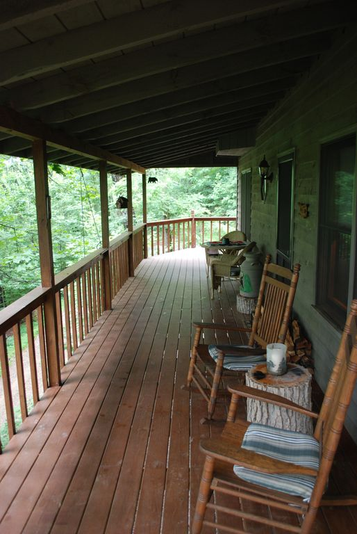 Mountain Cabin In The Chattahoochee National Forest