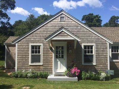 Photo for Charming Restored Cottage near Nauset Beach, The Summer House