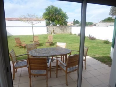 Photo for Beautiful quiet house ideal for rest, near the port and the bike path