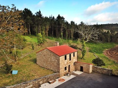 Photo for Ref. 11995 Small house surrounded by nature in Costa da Morte