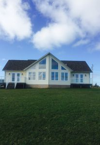 Photo for Waterfront cottage on beautiful Brackley Bay