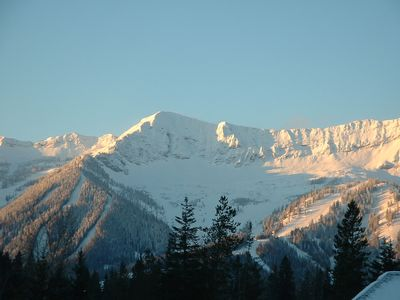 Photo for New Listing: Chalet with Great Views, Hot Tub, Fireplace,very close to Ski Lifts