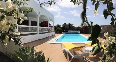 Photo for Luxury Villa With Private Electric Heated Child Safe Pool. Free Wifi & Sea Views