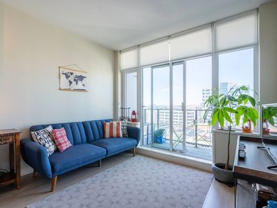Photo for In the Heart of Downtown Victoria, Convenient to Everything, Free Wifi, Netflix Access