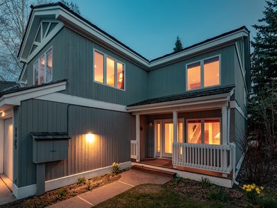 Photo for Teton Pines Luxury Townhome with Private Hot Tub!
