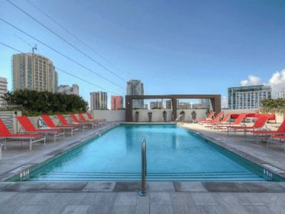 Photo for 1BR Corporate Apartment Vacation Rental in Miami, Florida