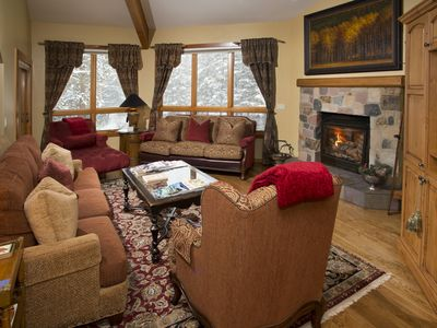 Photo for An easy walk to the Chair Lift #20 from this gorgeous vacation Townhome