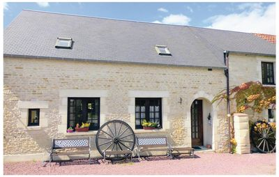 Photo for 5 bedroom accommodation in Les Veys