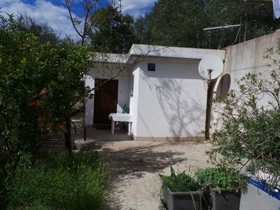 Photo for Studio with garden, only 30m from the sea