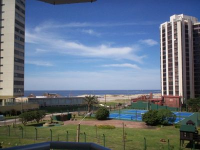 View of South Atlantic and Playa Brava from living room and balcony