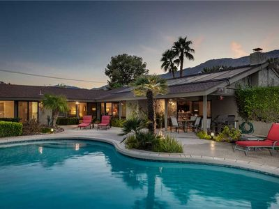 Photo for Movie Colony Private Retreat: 3 BR / 3 BA home in Palm Springs, Sleeps 6