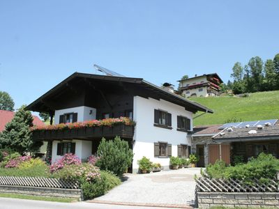 Photo for This house is in a splendid location in a quiet spot above Westendorf.