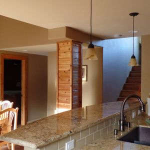 Photo for Full remodel, Heated floors throughout, hot tub, fireplace, WiiFi, Sleeps 8