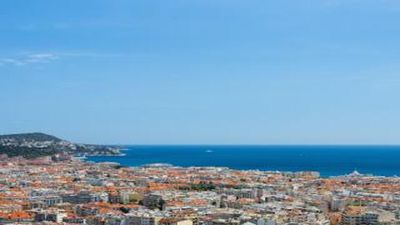 Photo for Apartment with breath taking vue on the Baie des Anges