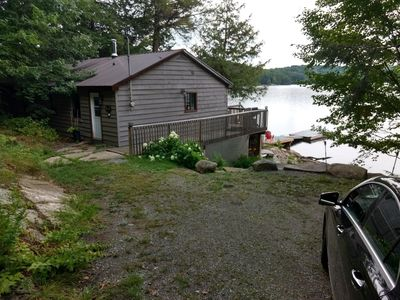 Photo for Cottage on Kennisis Lake
