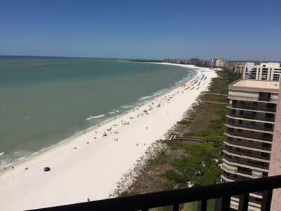Photo for Enjoy Spectacular Sunsets Over The Gulf Of Mexico From This Beachfront Penthouse