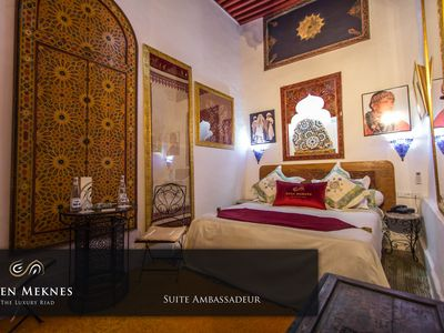 Photo for AMBASSADOR SUITE - EDEN MEKNES