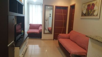 Photo for 1 bedroom apartment just a few steps from copacabana beach