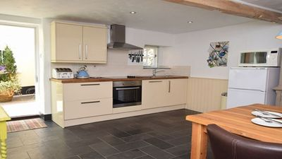 Photo for Apple Tree Cottage, hidden in the heart of Appledore, within 100m of the quay,