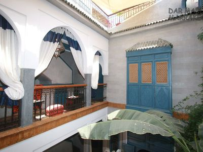 Photo for Your Riad for week-end or more...with family or friend, Medina Marrakech