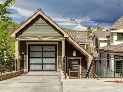 Photo for Luxury Meets Comfort at Coveted Old Town Location   Abode at Powder Watch