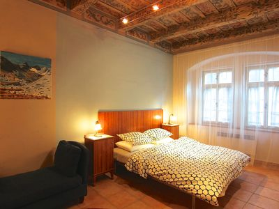 Photo for Vlašská Six - Beautiful Central Apartment In Medieval House near the Castle