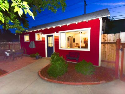 Photo for Historic cottage amidst world class wine country in downtown Paso Robles!!!