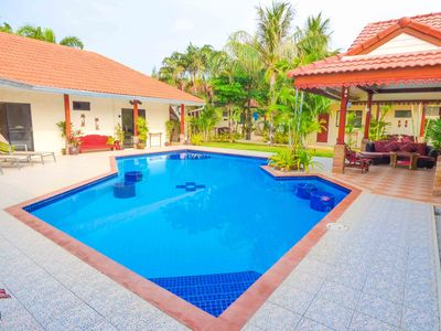 Photo for Luxury villa 20 min south of Hua Hin