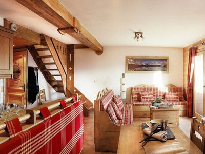 Photo for Apartment Les Alpages de Champagny (CAM102) in Champagny-en-Vanoise - 8 persons, 3 bedrooms