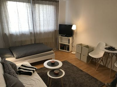 Photo for Modern apartment below the University Hospital Homburg * renovated bathroom & kitchen *