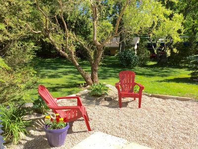 Photo for 1BR Apartment Vacation Rental in Chester Basin, NS