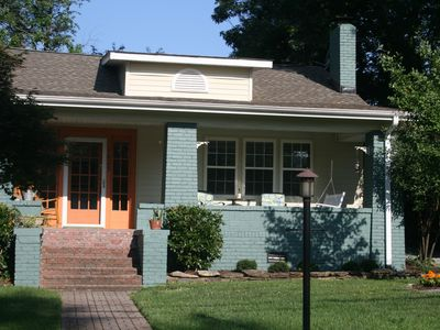 Photo for The White Hare Bungalow Downtown Hendersonville, NC