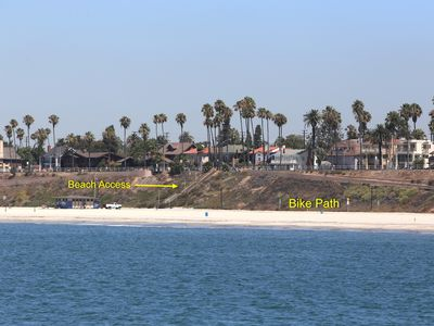 Photo for OCEAN front house with private TENNIS court.