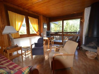 Photo for Apartment Courchevel 1850, 2 bedrooms, 5 persons