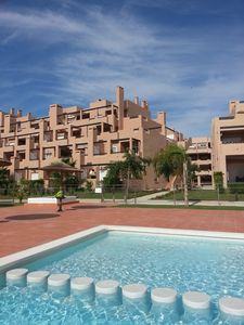 Photo for 2BR Apartment Vacation Rental in Alhama Signature Golf, Region of Murcia