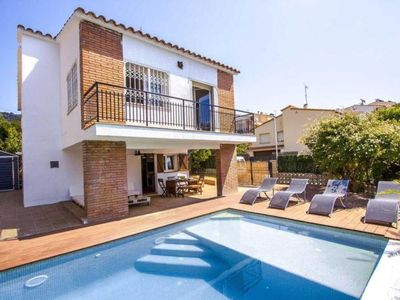 Photo for Holiday house Pineda de Mar for 1 - 13 persons with 5 bedrooms - Holiday house