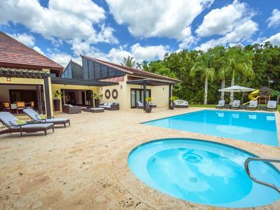 Photo for 5BR Villa Vacation Rental in Casa de Campo, La Romana