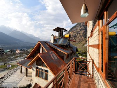 Photo for Himalayan view cottage in Manali