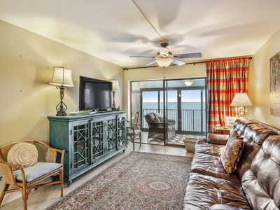 Photo for The Gulf Tower 10B| Beachfront 2BD/2BA | Close 2 Everything | Budget Friendly